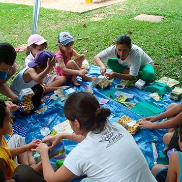 Circuito de Educação Ambiental | IPESA