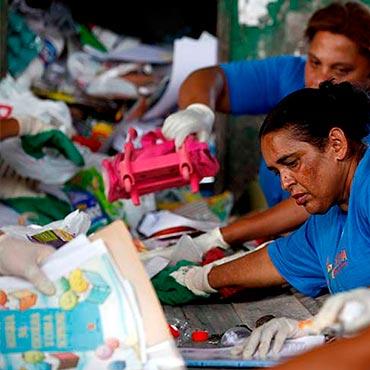 Apoio à expansão do programa de coleta seletiva em Itapecirica da Serra | IPESA